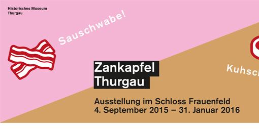 Zankapfel Thurgau